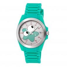 600350195 Reloj Drive New Face de acero con correa de silicona azul 119€