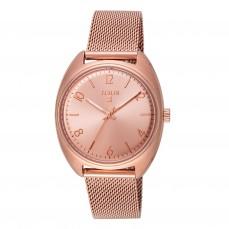 600350265 Reloj Retro rosado de acero Reloj Retro de acero IP rosado 175€