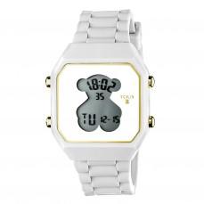 600350310 Reloj D-Bear Digital de silicona blanca 89€