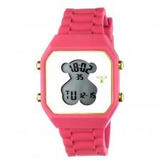 600350320 Reloj D-Bear Digital de silicona fucsia 89€