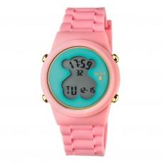 600350335 Reloj D-Bear Round Digital de silicona rosa 89€